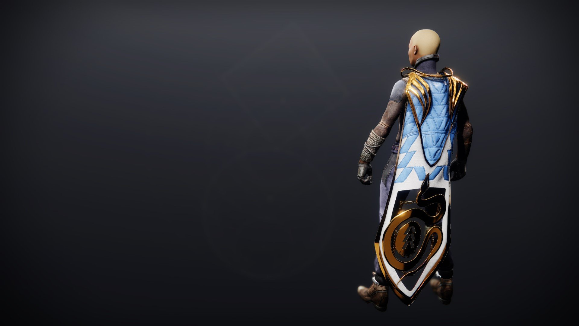 An in-game render of the Cobra's Hood.