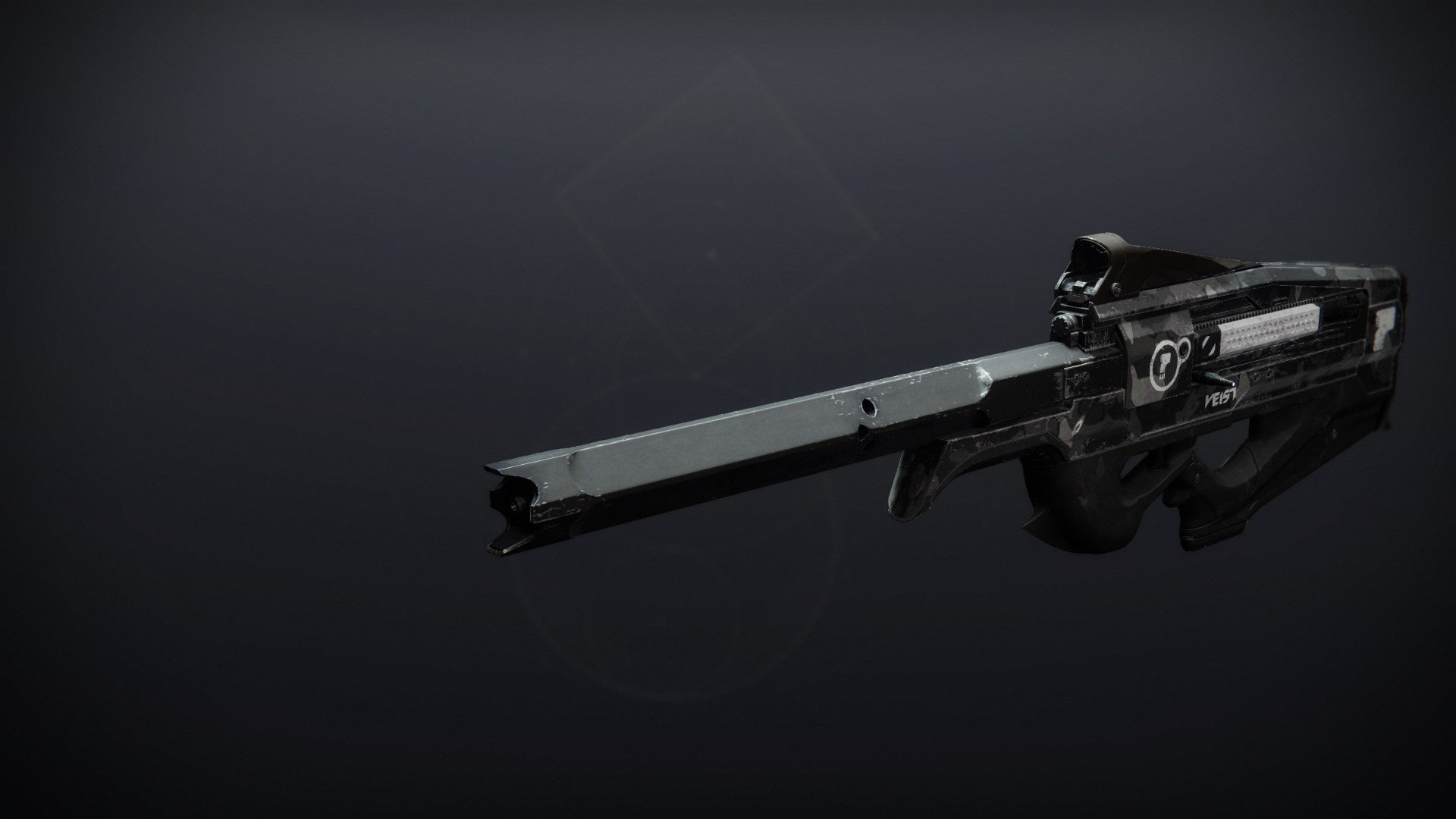 An in-game render of the Contingency Plan.