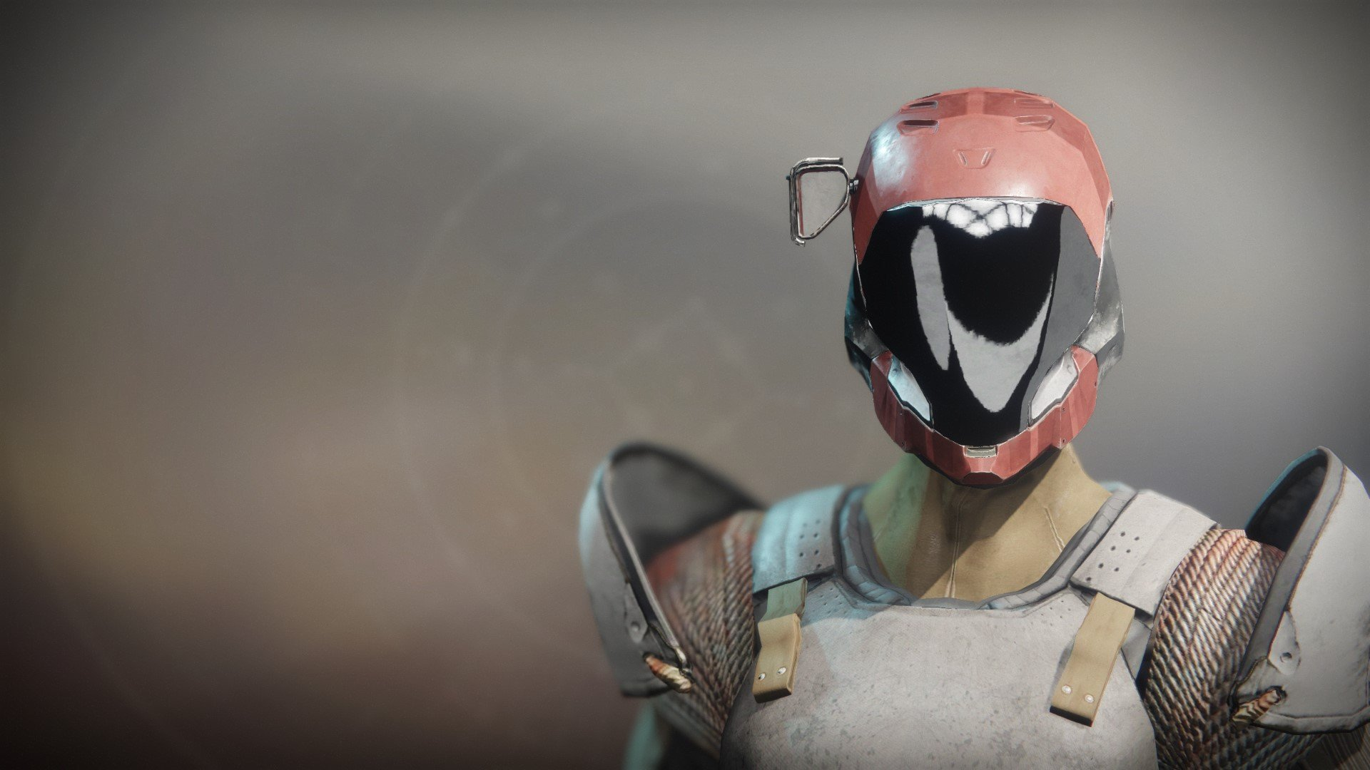 An in-game render of the Exodus Down Helm.