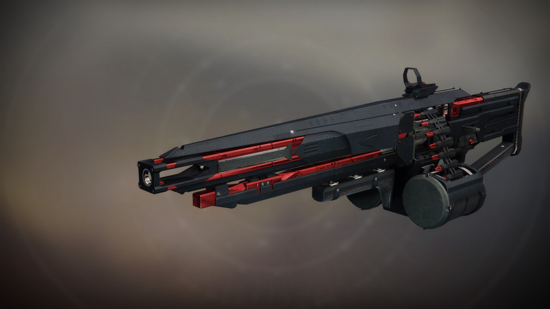 An in-game render of the Hammerhead.