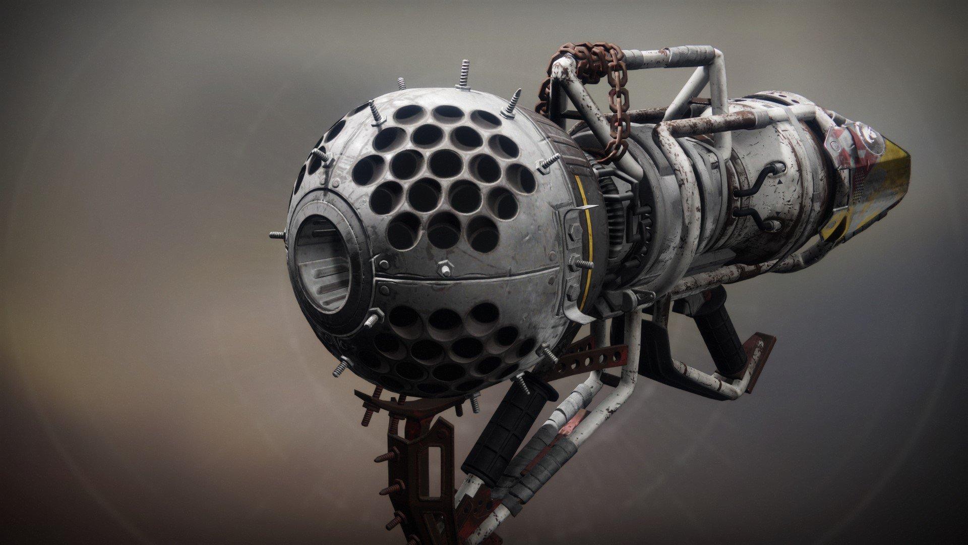 An in-game render of the Dieselpunk.