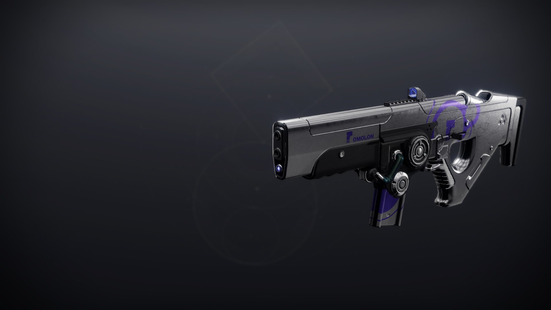 An in-game render of the Hung Jury SR4 (Adept).