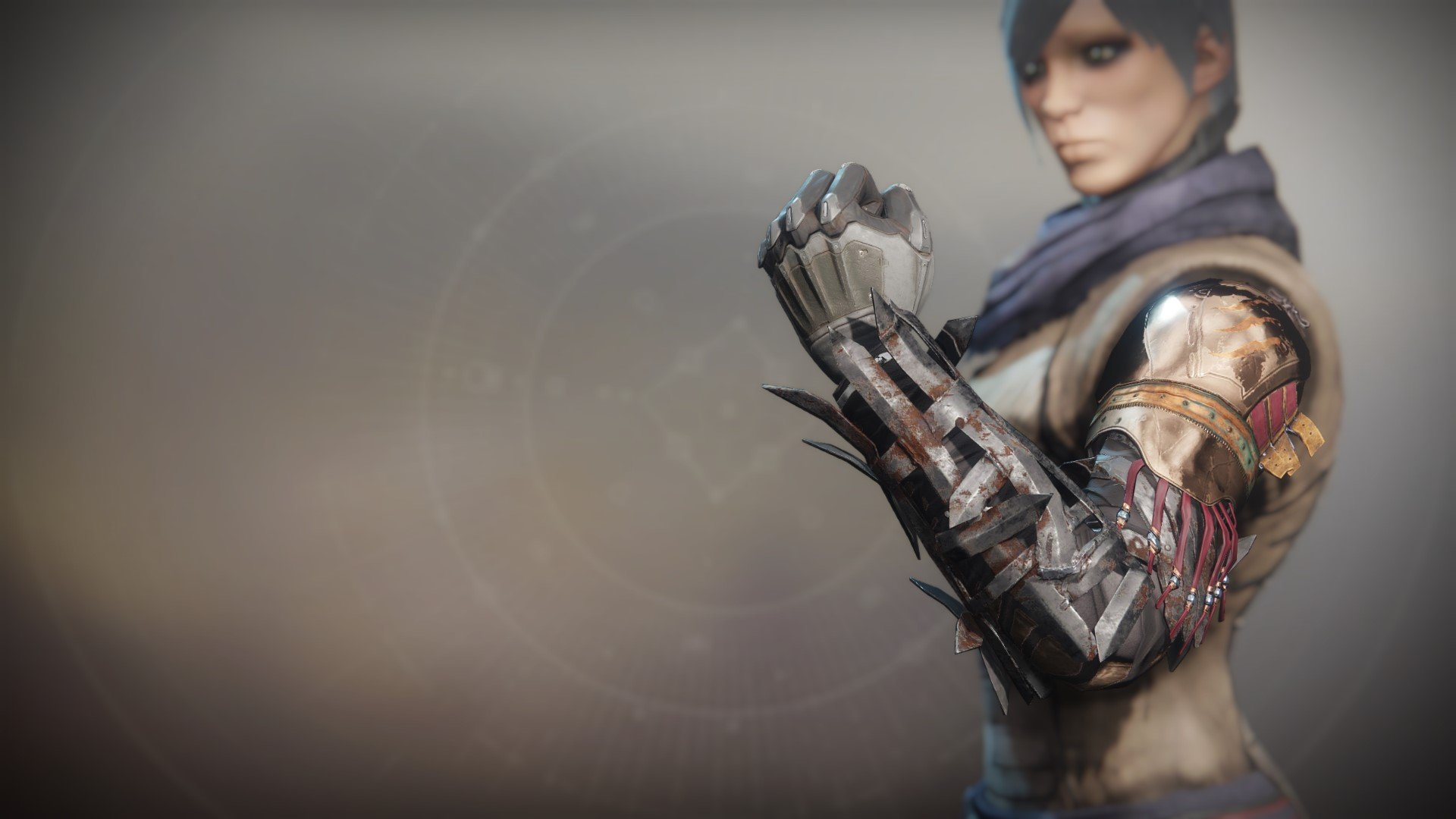 An in-game render of the Shards of Galanor.