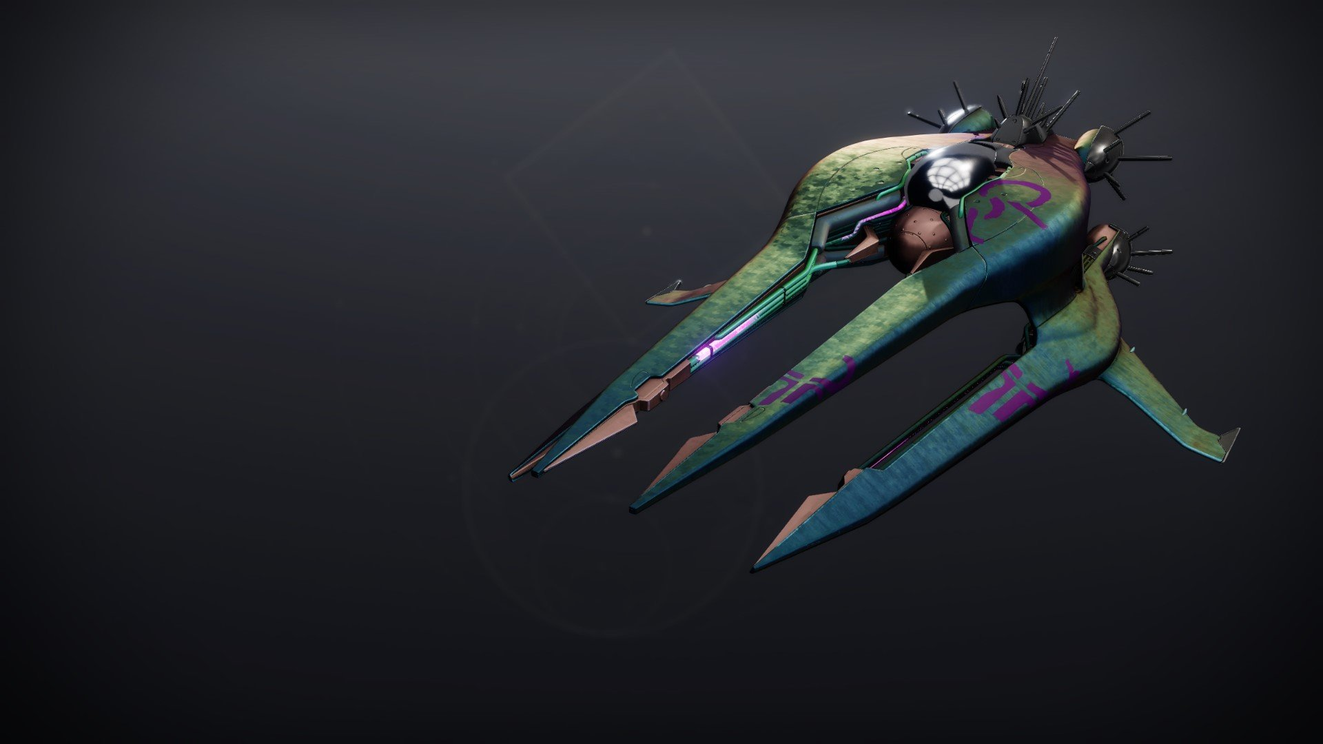 An in-game render of the Forbidden Memory.