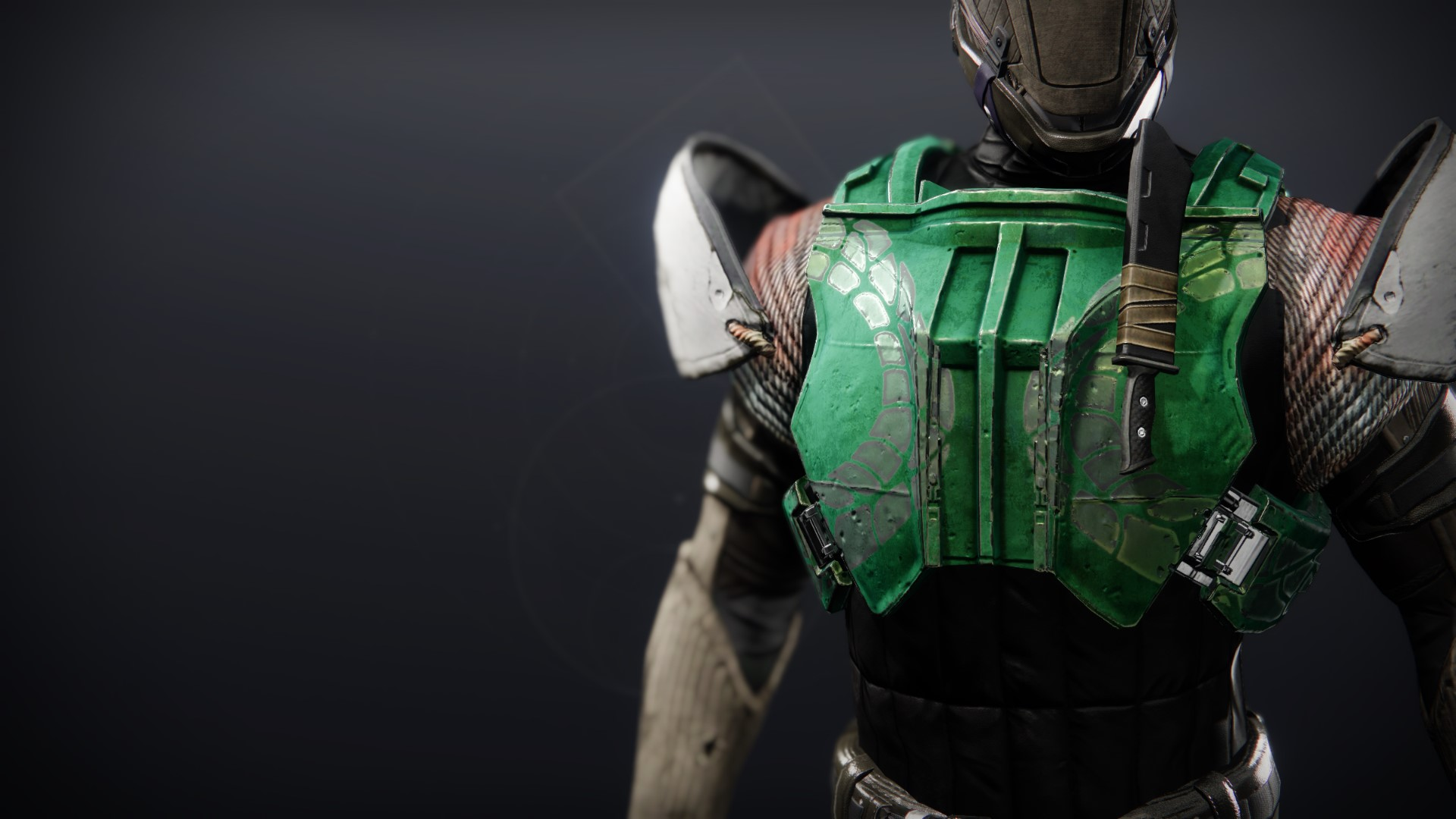 An in-game render of the Calamity Rig Plate.