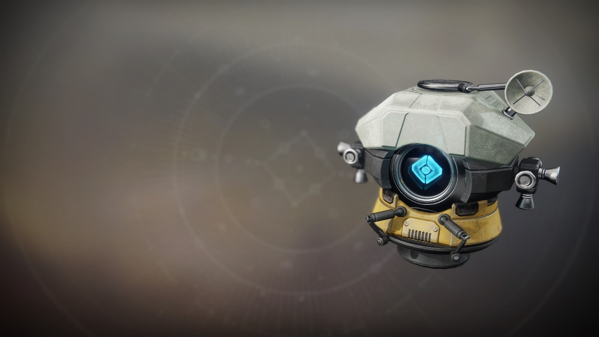 An in-game render of the Lander Shell.