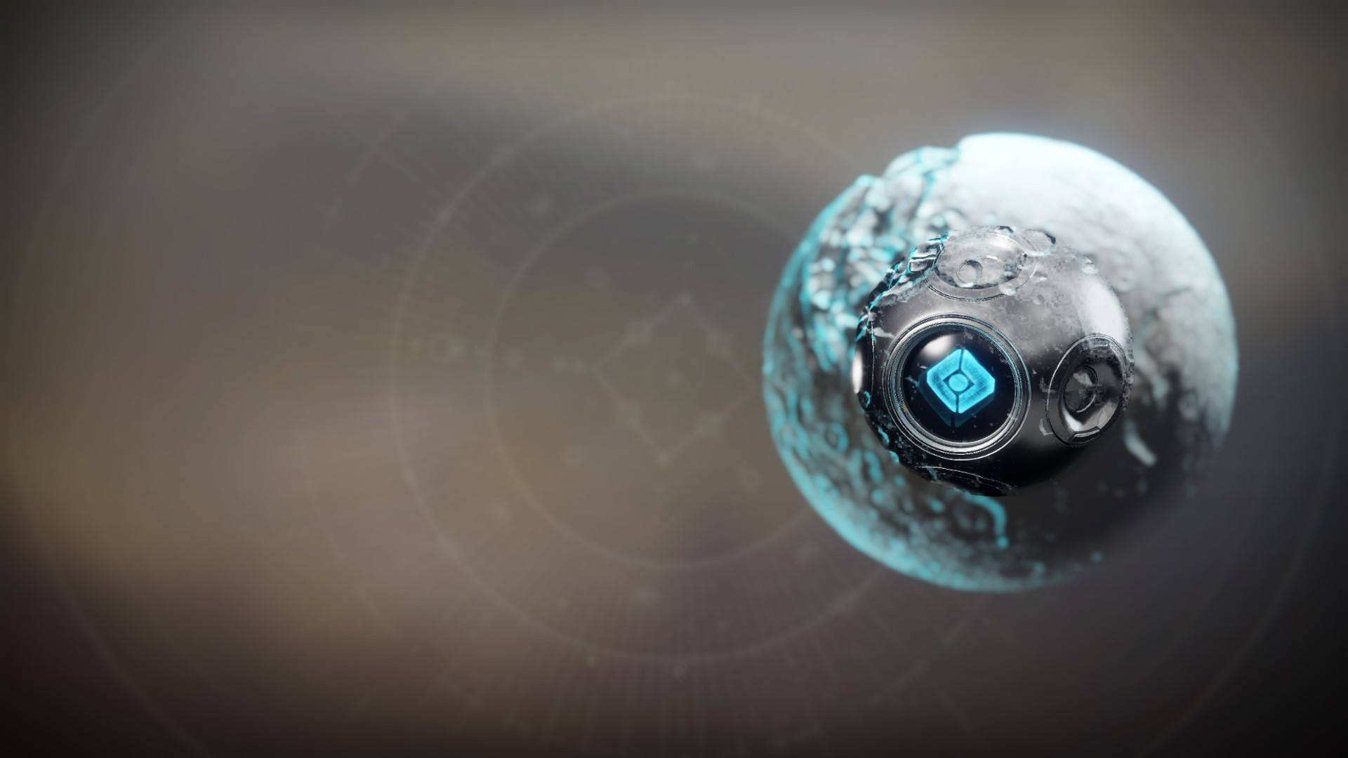 An in-game render of the Lunar Shell.