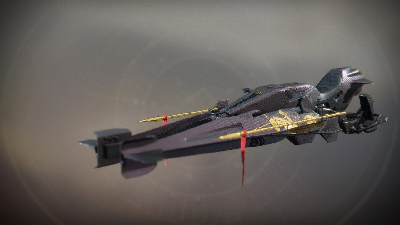 An in-game render of the Hastilude.
