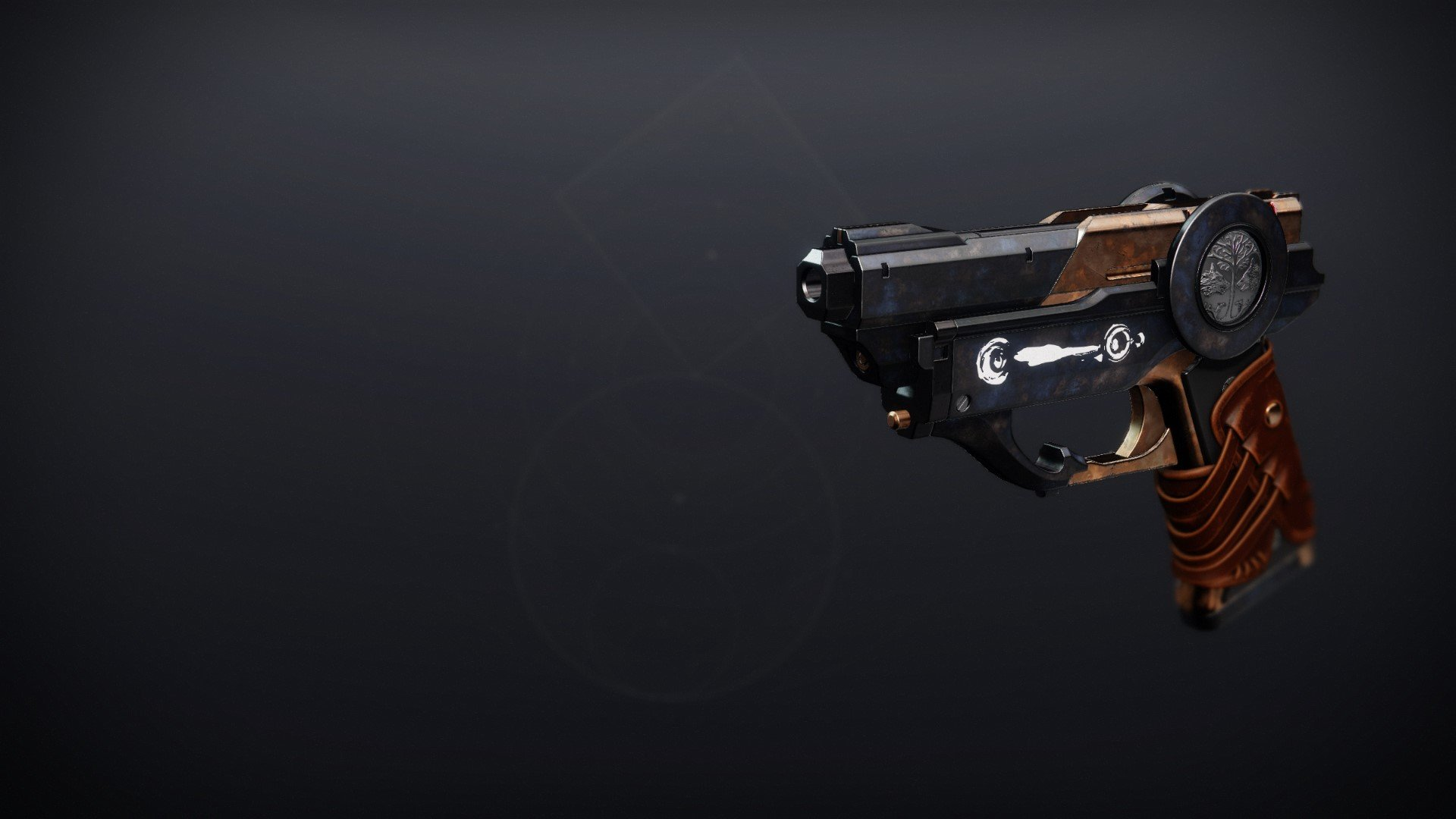 An in-game render of the Peacebond.