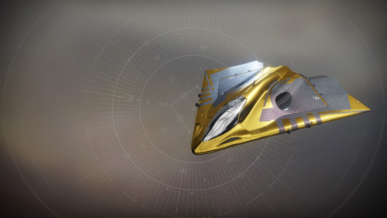 An in-game render of the Nothing Gold.