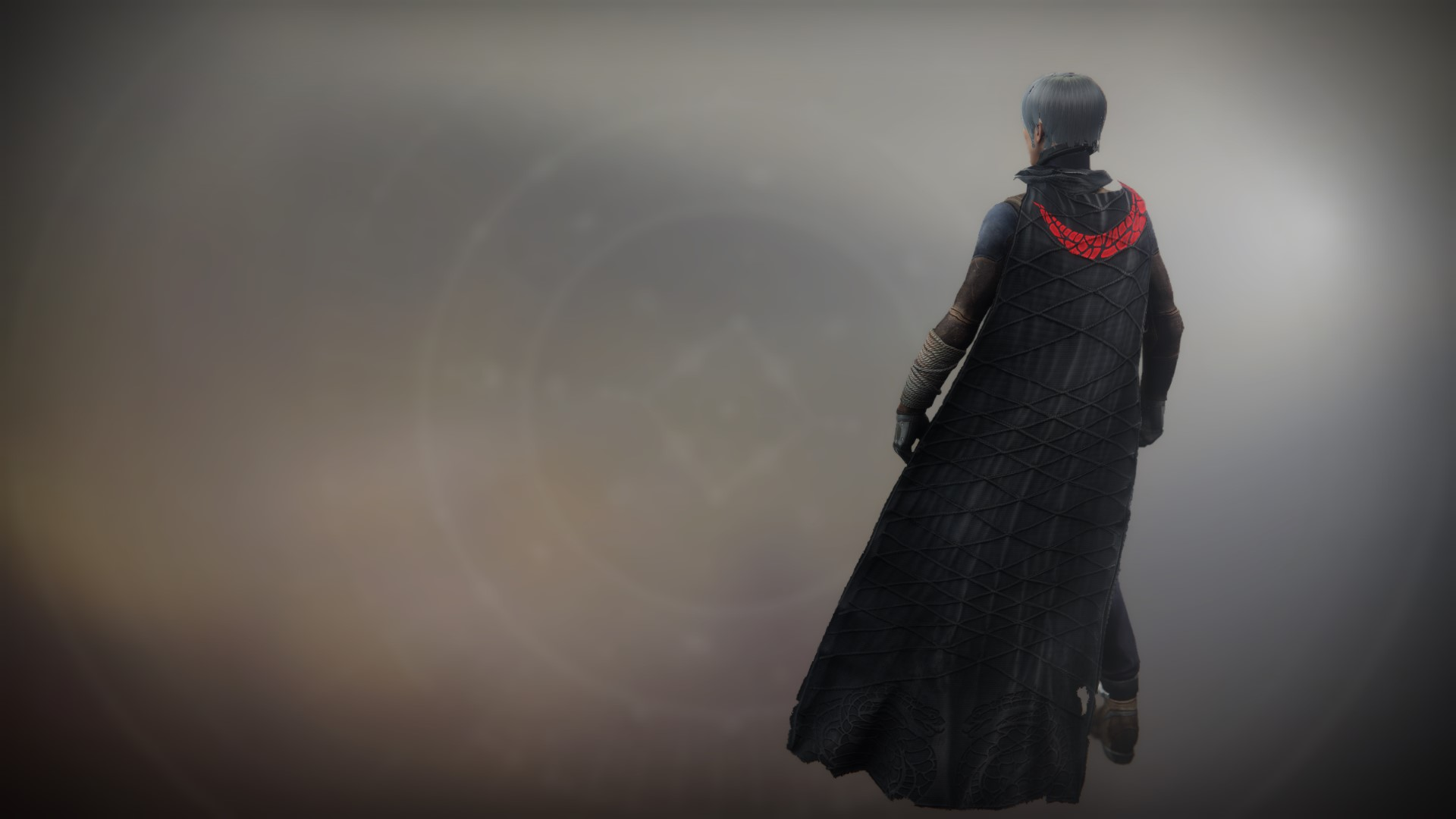 An in-game render of the Illicit Invader Cloak.