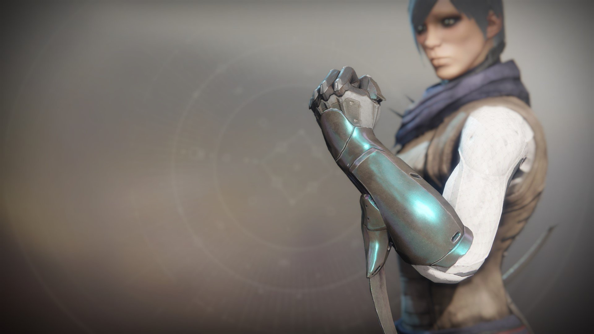 An in-game render of the Flowing Grips.