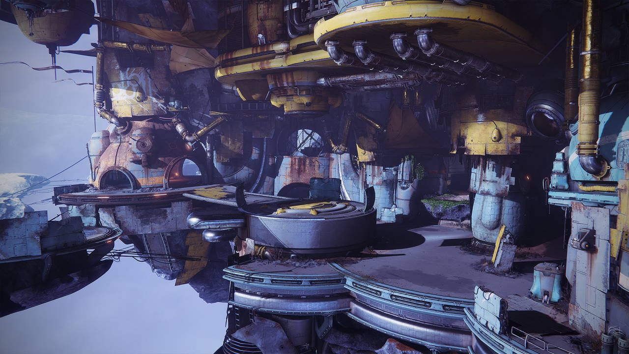 An in-game render of the Gambler's Ruin.