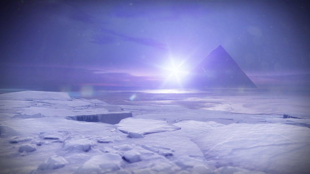 An in-game render of the Darkness's Doorstep.
