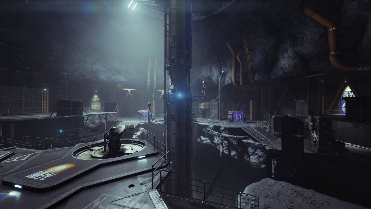 An in-game render of the K1 Communion (Legendary).