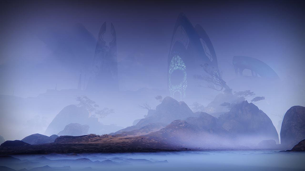 An in-game render of the Awakening.