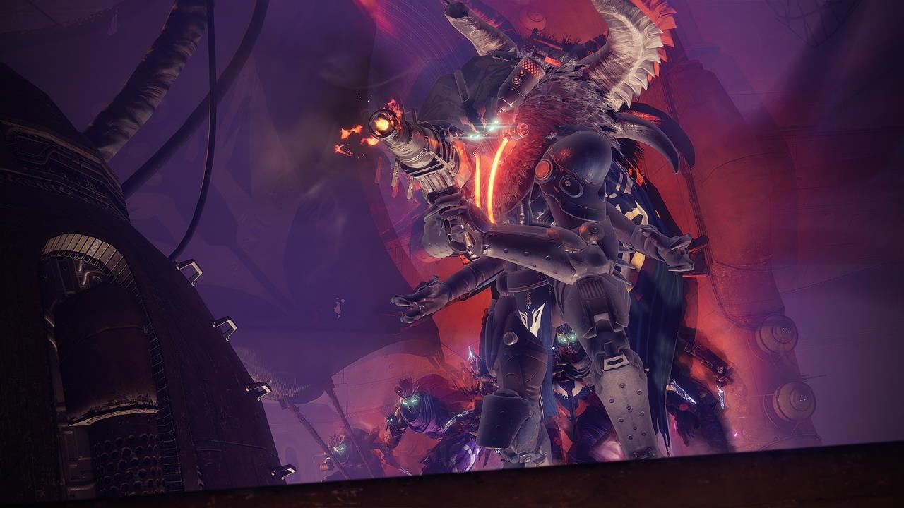An in-game render of the Nightmare Hunt: Pride: Adept.