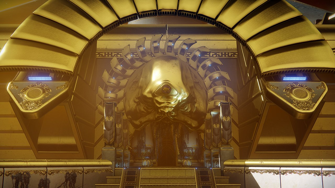An in-game render of the Leviathan: Prestige.