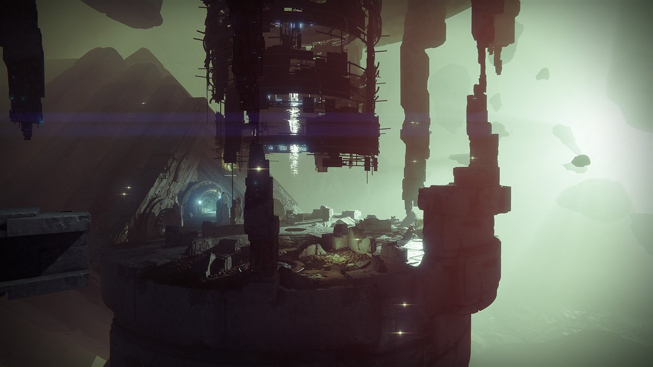 An in-game render of the Nightfall: The Insight Terminus.