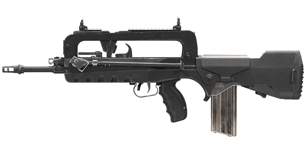 Weapon icon of FR 5.56