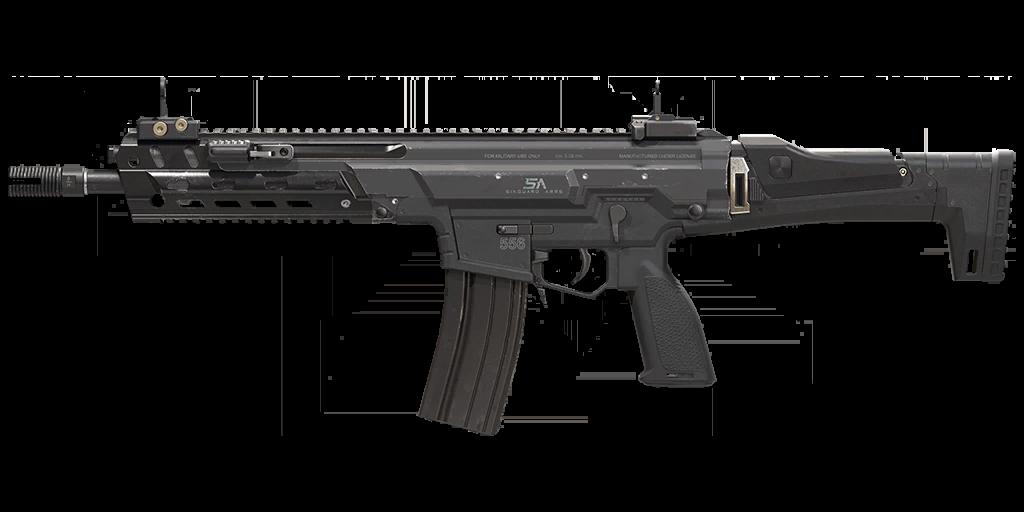 Weapon icon of Kilo 141