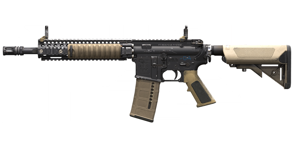 Weapon icon of M4A1
