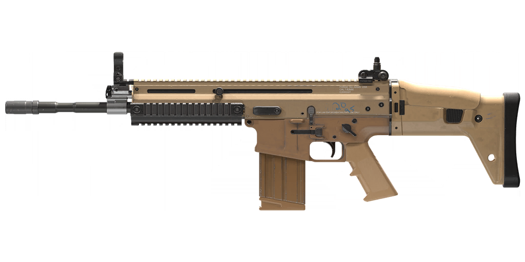 Weapon icon of FN Scar 17