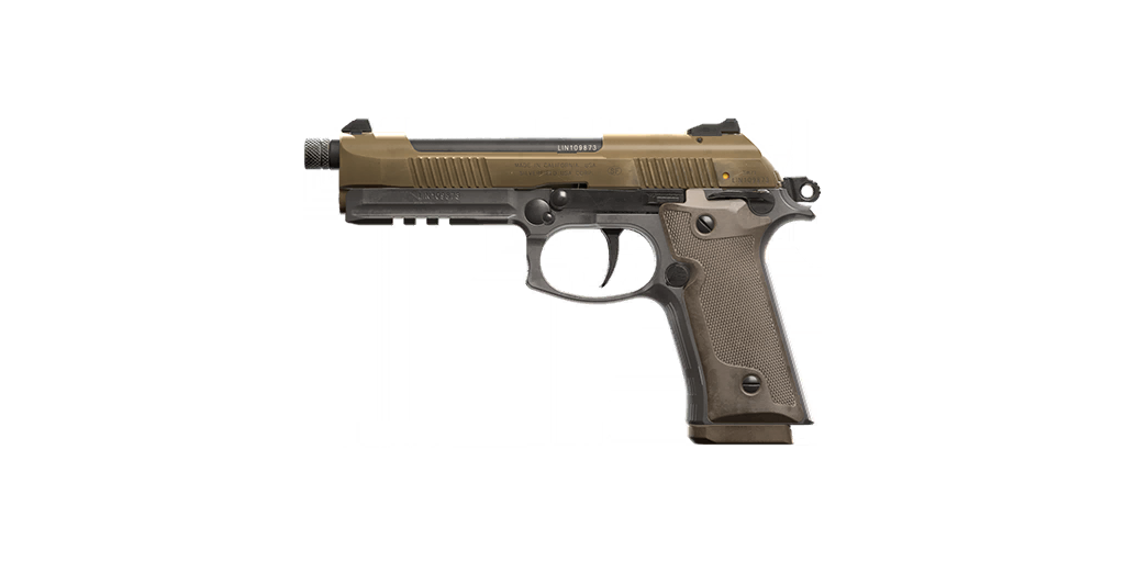 Weapon icon of Renetti