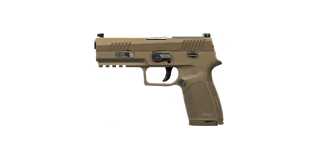 Weapon icon of M19