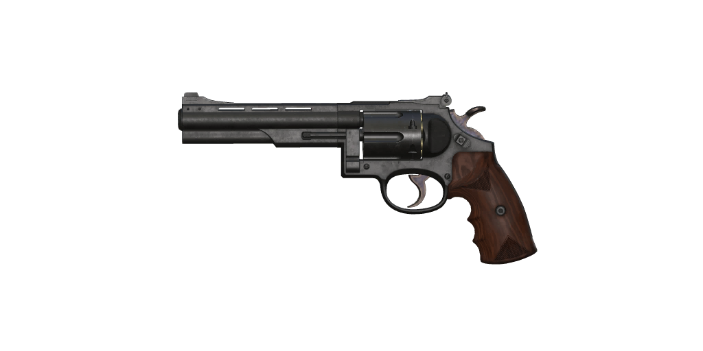 Weapon icon of Magnum