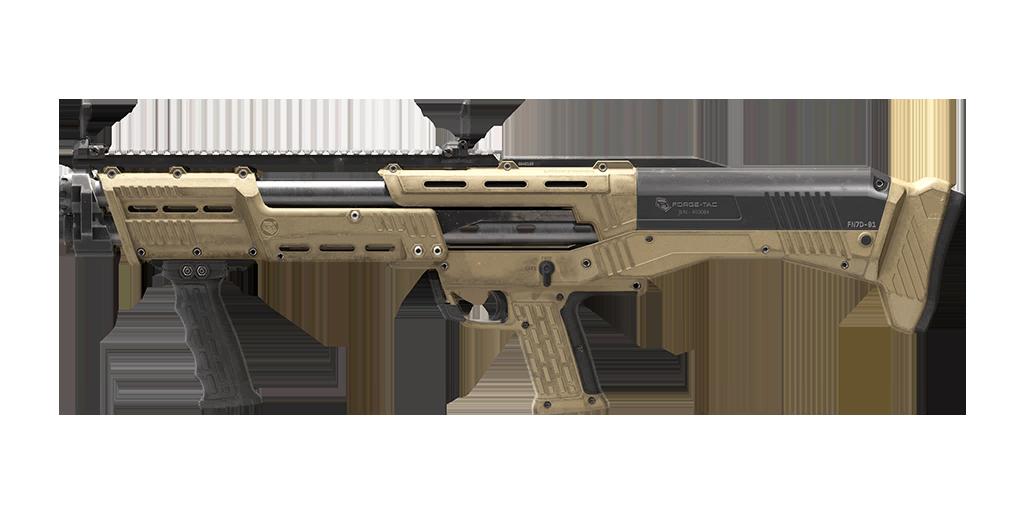 Weapon icon of R9-0 Shotgun