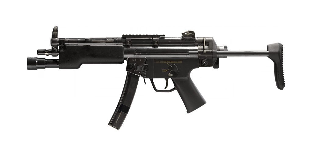 Weapon icon of MP5