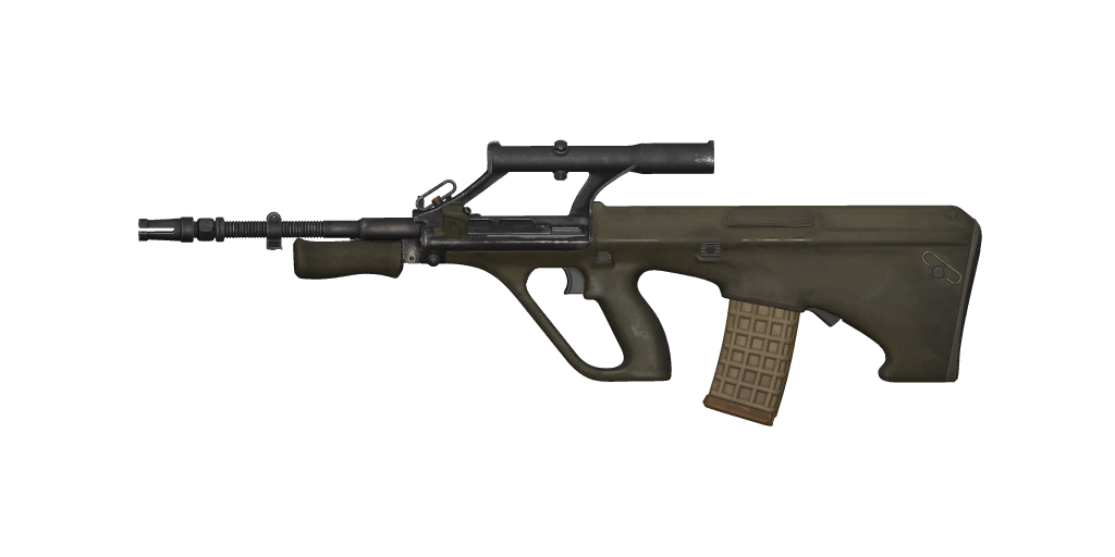 Weapon icon of AUG