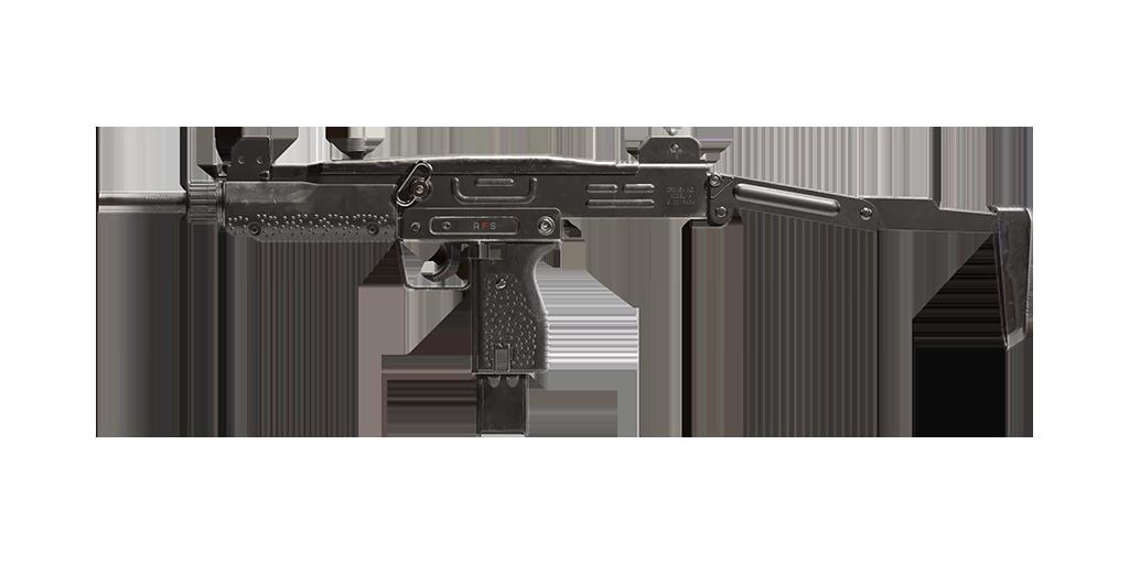 Weapon icon of Uzi