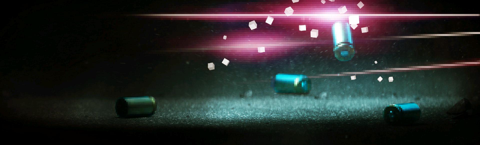 Bundle billboard of Tracer Pack: 16bit