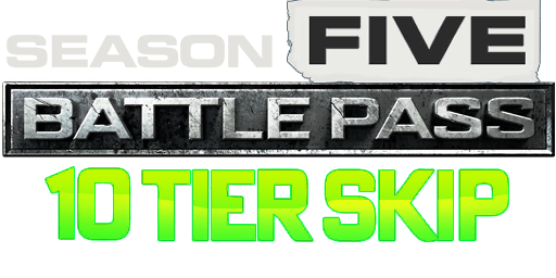 Bundle logo of Battle Pass 10 Tier Skips