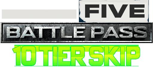Bundle logo of Battle Pass 12 Tier Skips