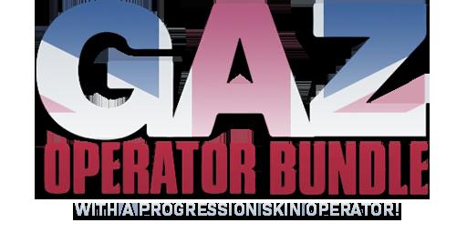 Bundle logo of Gaz Operator Bundle
