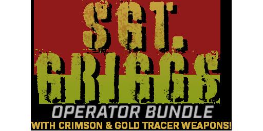 Bundle logo of Sgt. Griggs Operator Bundle