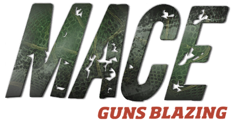 Bundle logo of Mace Guns Blazing
