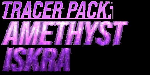 Bundle logo of Iskra Amethyst Tracer Pack