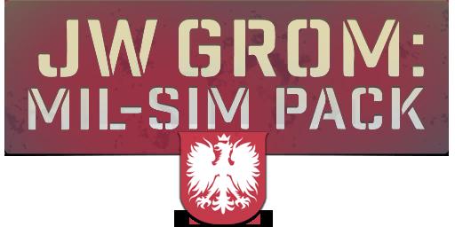 Bundle logo of JW GROM: Mil-Sim Pack