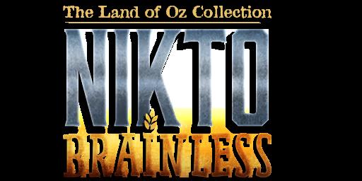 Bundle logo of Nikto: Brainless