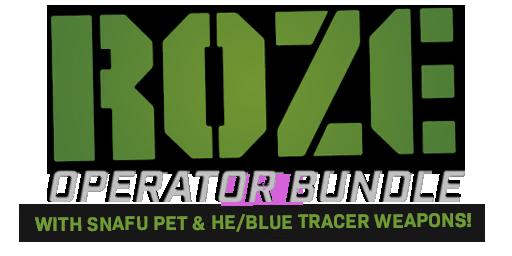Bundle logo of Roze Operator Bundle