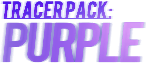 Tracer Pack: Purple