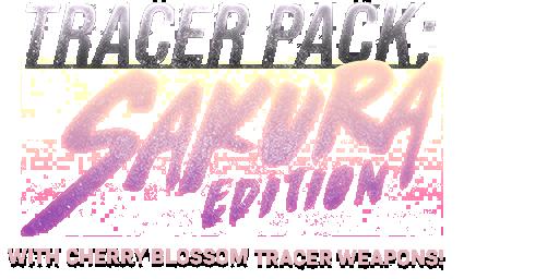 Tracer Pack: Sakura Edition