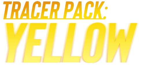 Bundle logo of Tracer Pack: Yellow