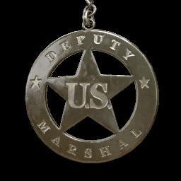 Image of Deputy Badge