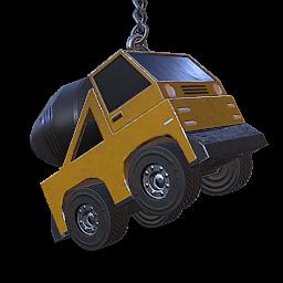 Mix-Up Truck