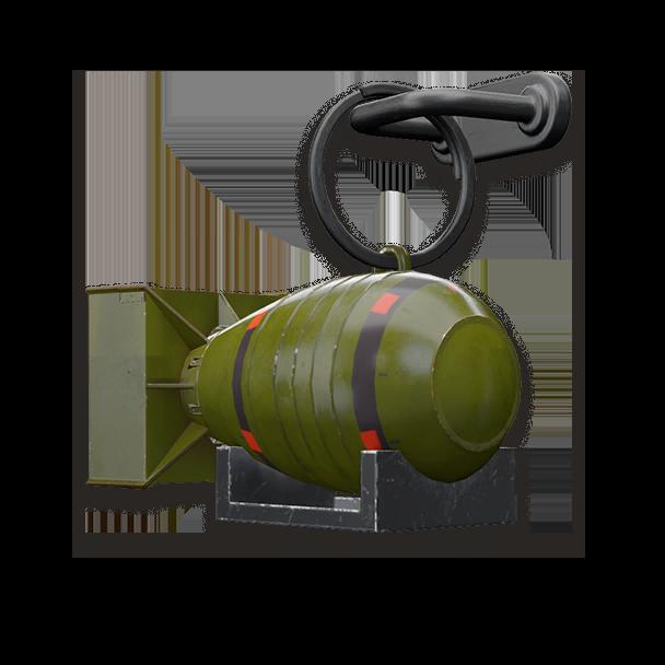 Image of Megaton Bomb